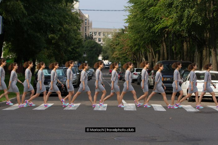 Abbey Road, Photoshop, фотошоп