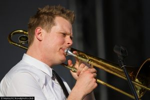 Harrison Young, jazz